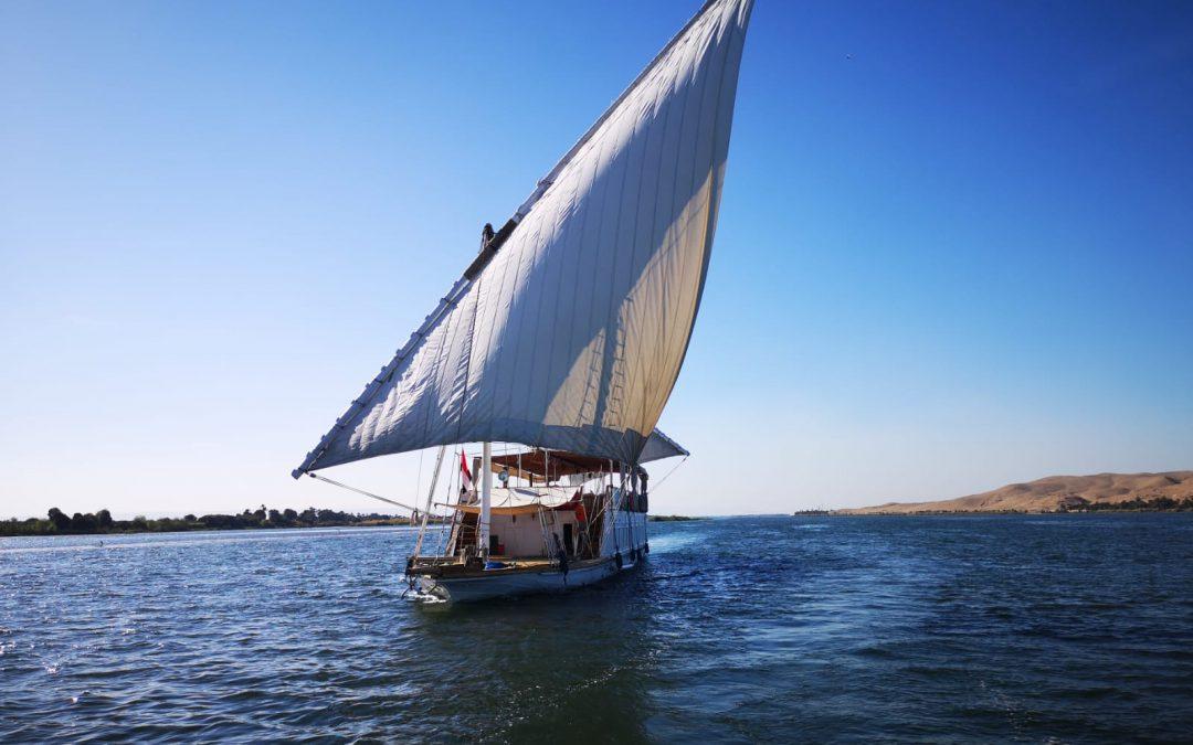 Princess Donia Sails Again