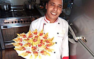 Spotlight on our chef  – Mohammed