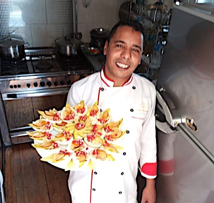 Spotlight on our chef  – Mohammed